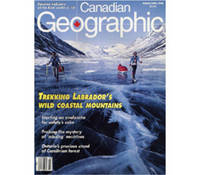 Canadian Geographic, March / April 1994 Vol. 114, No. 2