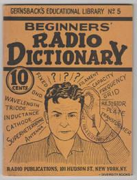 BEGINNERS' RADIO DICTIONARY