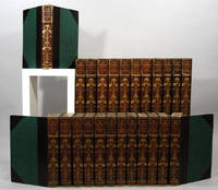 WORKS OF WILLIAM MAKEPEACE THACKERAY, 24 VOLS