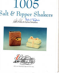 image of 1005 Salt and Pepper Shakers (Schiffer Book for Collectors)