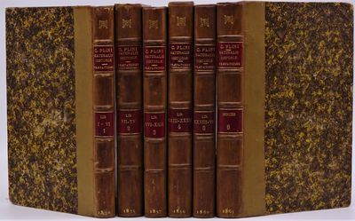 Lipsiae ( Leipzig) : B. G. Teubneri, 1870. Volume II edited by Carolus Mayhoff, the rest by Ludovicu...