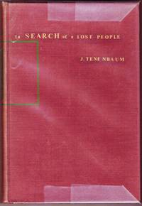 image of IN SEARCH OF A LOST PEOPLE