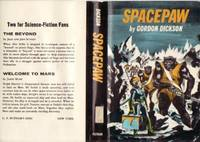 """image of Spacepaw - (The second book in the Dilbia series) - by the author of """"Dorsai"""" & """"The Tactics of Mistake"""""""