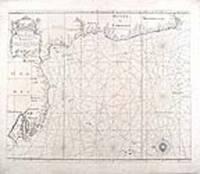 A Chart of the Coast of Guinea from Cape de Verde to Cape Bona Esperança
