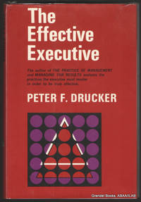 image of The Effective Executive.