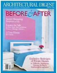 image of ARCHITECTURAL DIGEST 2006