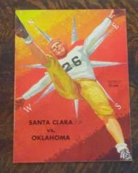image of Santa Clara Vs. Oklahoma Program Saturday November 30, 1940