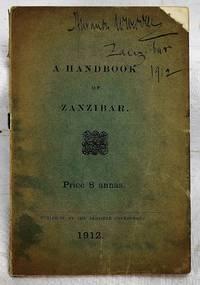 A handbook of Zanzibar
