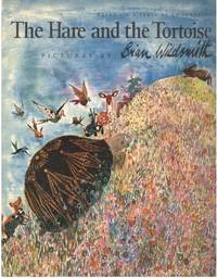 THE HARE AND THE TORTOISE by La Fontaine, Brian Wildsmith - 1967
