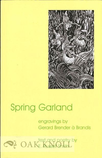 (Ottawa, ON, Canada): Buschek Books, 2005. stiff paper wrappers. Brender à Brandis, Gerard. 8vo. st...