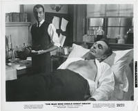image of The Man Who Could Cheat Death (Original photograph from the 1959 film)