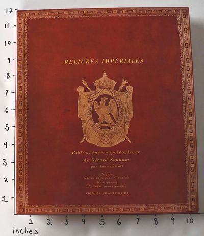 Saint-Rmy-en-l'Eau: Monelle Hayot, 2004. French Edition. Hardcover. VG/VG. Red cloth/boards; gilt le...