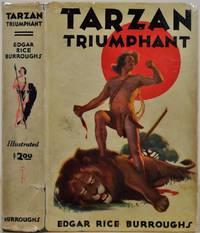 image of TARZAN TRIUMPHANT.