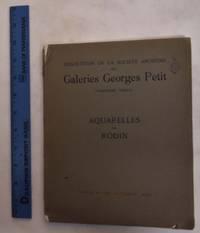 158 Aquarelles par Auguste Rodin