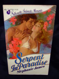 Serpent in Paradise by  Stephanie James - Paperback - Paperback Original - 1983 - from Seattle Mystery Bookshop and Biblio.com