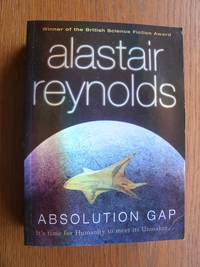 Absolution Gap by  Alastair Reynolds - Paperback - First paperback edition first printing - 2003 - from Scene of the Crime Books, IOBA (SKU: 18370)