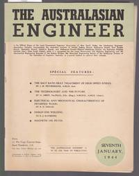 image of The Australiasian Engineer : January 1944