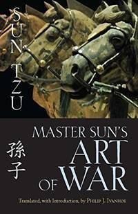 image of Master Sun's Art of War (Hackett Classics)