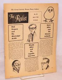 The Realist [no.58], the great society means pussy galore, April 1965