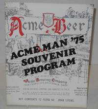 Acme Man '75 souvenir program