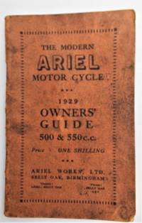 image of The Modern Ariel Motor Cycle