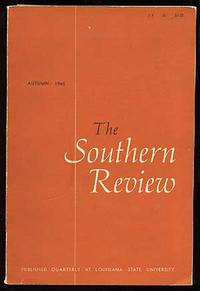 Baton Rouge: Louisiana State University, 1965. Softcover. Fine. Vol. I (new series), no. 4. Fine in ...