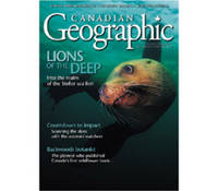 Canadian Geographic, September / October 1999