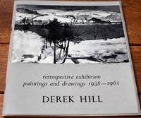 DEREK HILL Retrospective Exhibition Paintings And Drawings 1938-1961