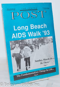 image of The Center Post February/March 1993: AIDS Walk March 14