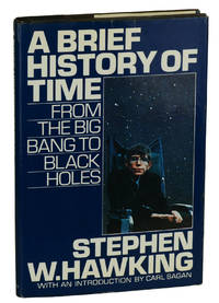 A Brief History of Time: From the Big Bang to Black Holes by  Stephen Hawking - 1988 - from Burnside Rare Books, ABAA (SKU: 140939749)