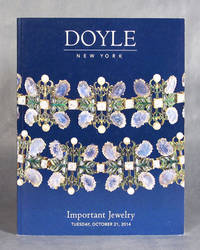 Doyle New York Auction Catalogue: Important Jewelry, October 21, 2014