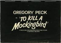 image of To Kill a Mockingbird (Original conceptual Pacific title card artwork for the trailer advertising the 1962 film)