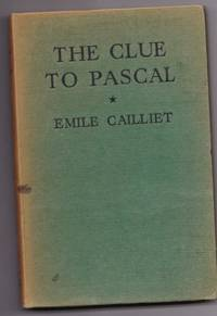 The Clue to Pascal