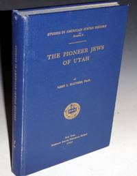 image of The Pioneer Jews of Utah