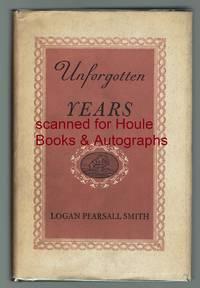 Unforgotten Years