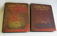THE LIVING RACES OF MANKIND, VOLUMES I AND II by  R. Lydekker  H. N. and J. W. Gregory - Hardcover - c1900 - from Village Bookmarket and Biblio.com