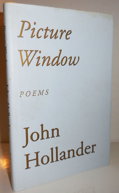 New York: Alfred Knopf, 2003. First edition. Hardcover. Near Fine/very good. 8vo. 85 pp poetry colle...