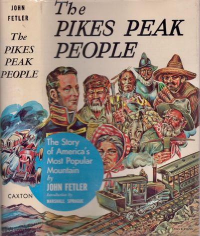 Caldwell, Idaho: The Caxton Printers, Ltd, 1966. First Edition. Hardcover. Very good/very good. Hard...