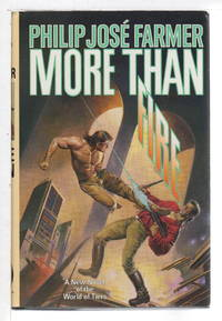 MORE THAN FIRE: A World of Tiers Novel .