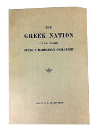 The Greek Nation Once More Stems a Barbarian Onslaught
