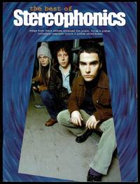 image of The Best of Stereophonics (piano, voice and guitar)