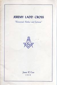 Jeremy Ladd Cross: Renowned Author and Lecturer