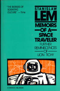 image of MEMOIRS OF A SPACE TRAVELER ~ Further Reminiscences Of Ijon Tichy