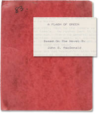 image of American Playhouse: A Flash of Green (Original screenplay for the 1986 television film)