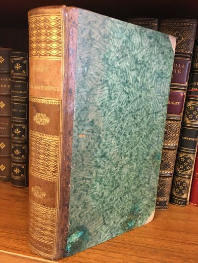 Paris: H. Agasse, 1797. First French Edition. Hardcover. Octavo, 316, 283 pages; VG; bound in period...