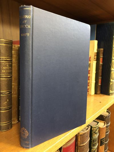 Oxford: Oxford University Press, 1965. Reprint of the Second Edition. Hardcover. Octavo, 192 pages; ...