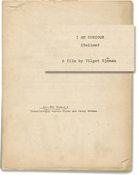 image of I Am Curious (Yellow) [Jag ar nyfiken-en film i gult] (Original English-language screenplay for the 1967 Swedish film)