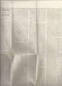 Portland Advertiser. Thursday Dec. 2, 1869. Noon Edition.