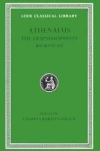 image of Athenaeus: The Deipnosophists, Volume V, Books 11-12 (Loeb Classical Library No. 274)