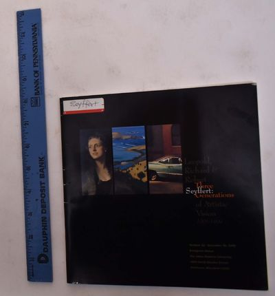Baltimore: Evergreen House Foundation, 1998. Paperback. VG- light wear to extremities, labels on fro...